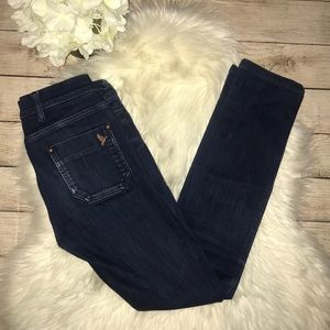 Anthro | MiH Jeans - The Oslo - Mid-Rise Skinny